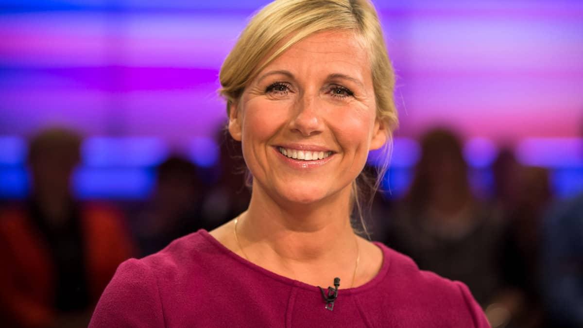 """ZDF Fernsehgarten""-Andrea Kiewel hat ein neues Tattoo"