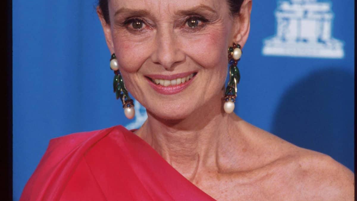 Audrey Hepburn (†63): Darum wollte sie nicht, dass man ihre Falten retuschiert