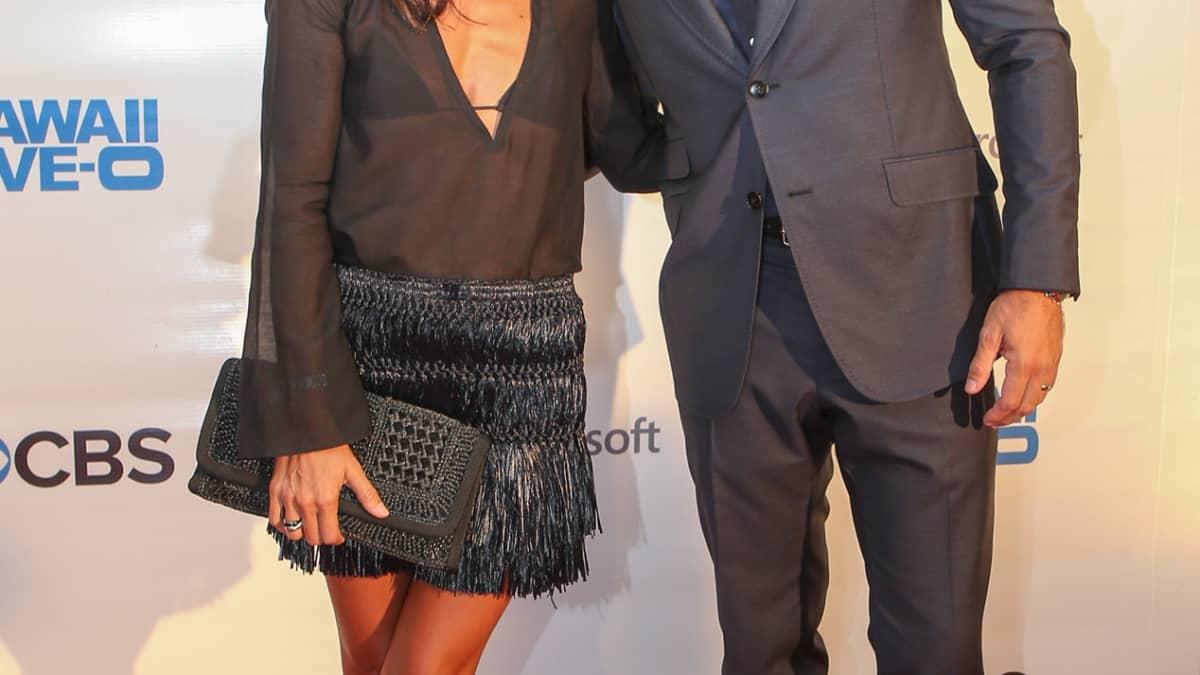 """""""Hawaii Five-0""""-Star Alex O'Loughlin: Das ist seine hübsche Frau Malia"""