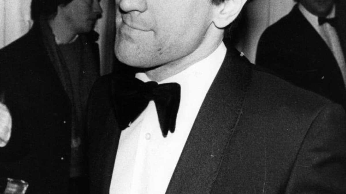 So sah Robert De Niro früher aus