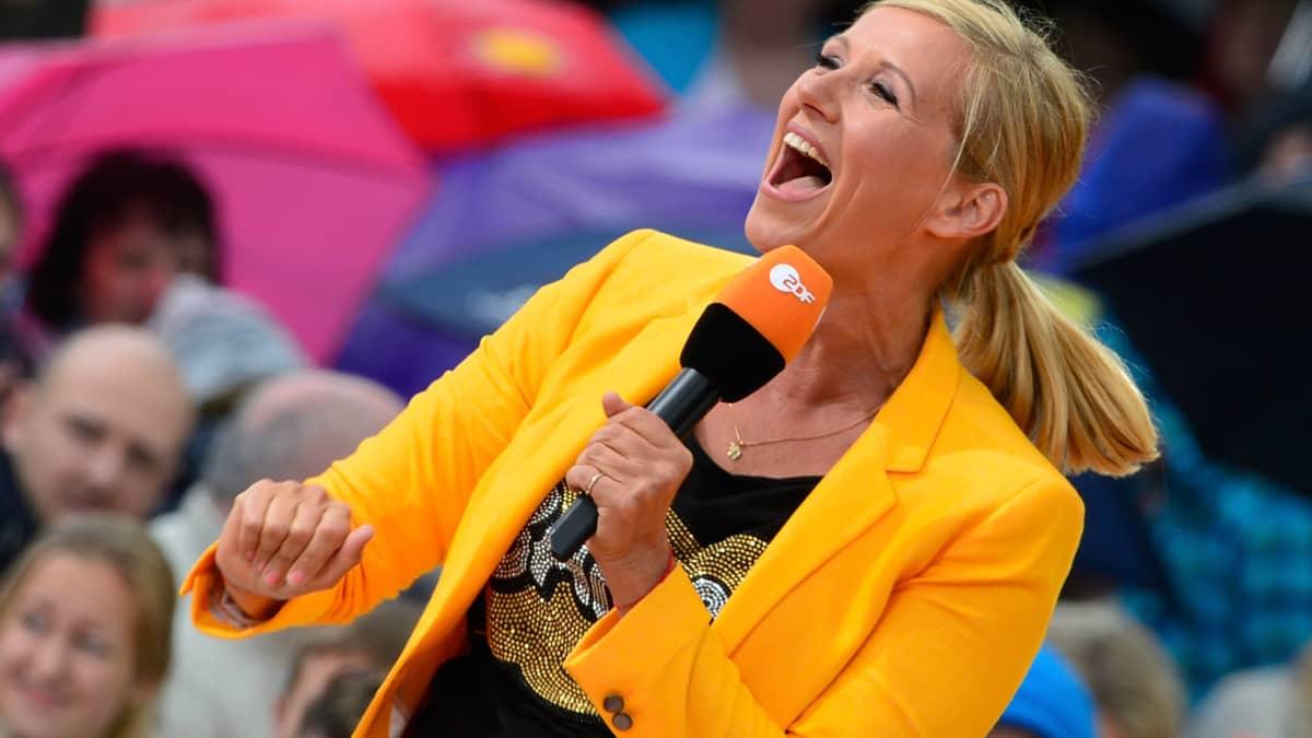 """""""ZDF Fernsehgarten"""" 2019: Scooter mischt Kiwis Show auf"""