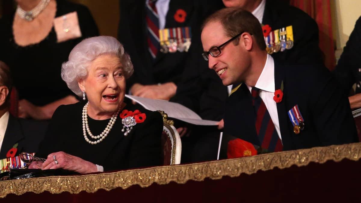 Nach Harrys und Meghans Rücktritt: Queen verleiht William einen neuen Titel