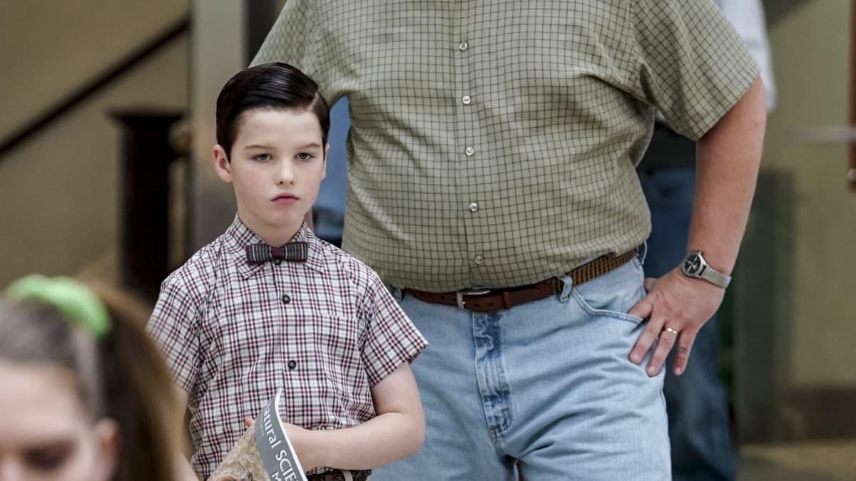 """Young Sheldons"" Vater war schon bei ""The Big Bang Theory"" und keiner hats gemerkt"