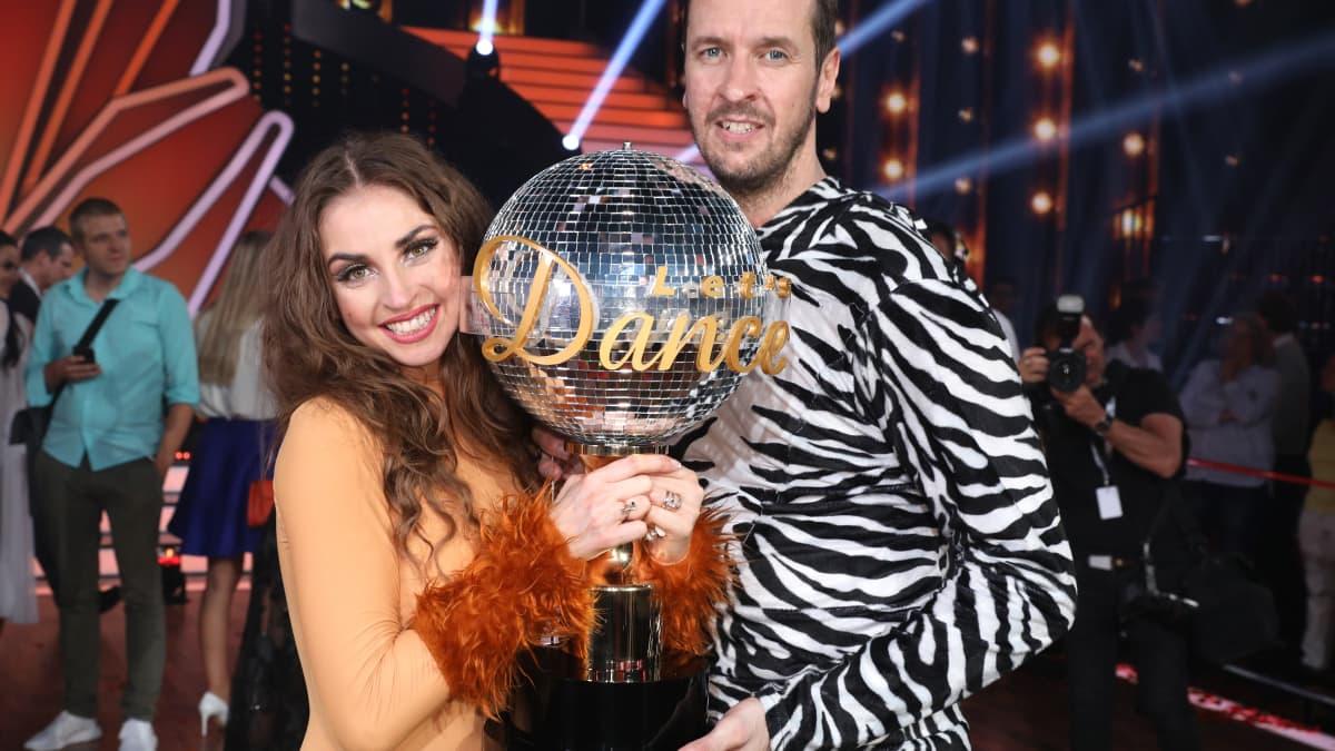 """""""Let's Dance""""-Finale: Das sagt Gewinner Pascal Hens zu seinem Sieg"""