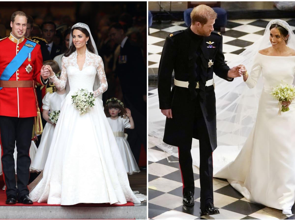 Quoten Royal Wedding Meghan Harry Und Kate William Im Vergleich