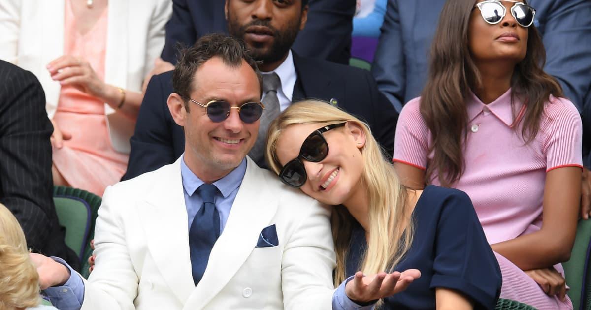 Jude Law: So glücklich ist er mit seiner Freundin Philippa