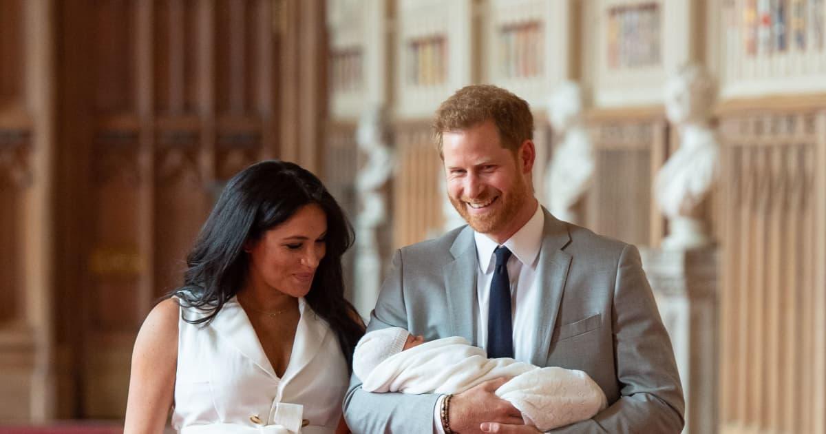 """Meghan und Harry über Baby Sussex: """"Wir wissen noch nicht"""