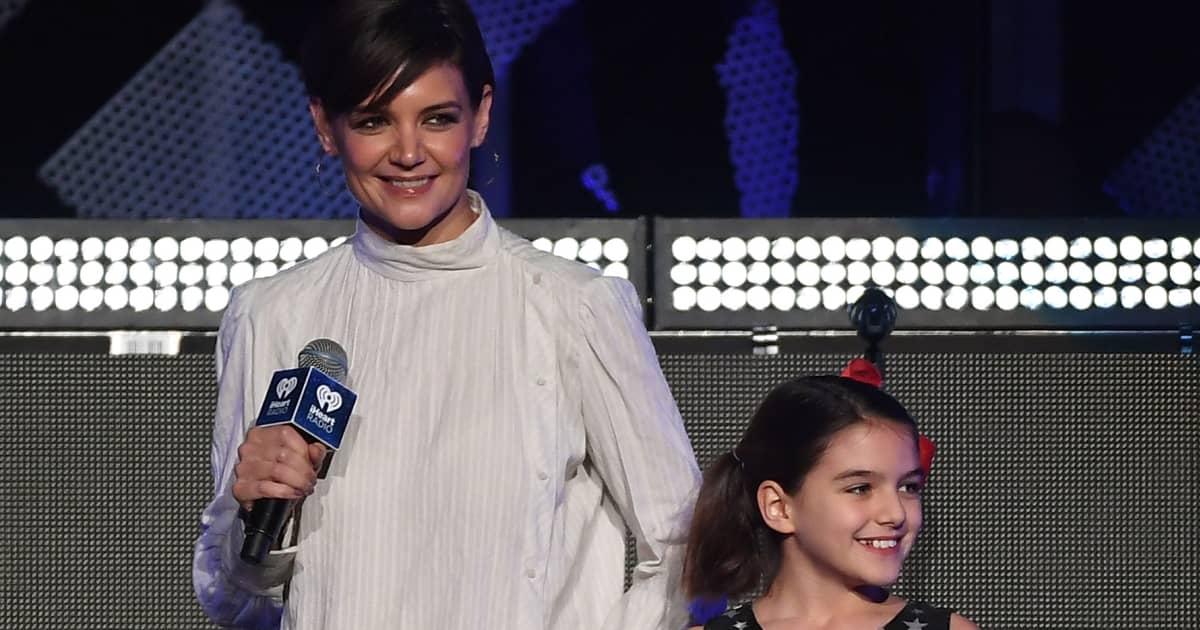 Suri Cruise: So groß ist die Tochter von Tom Cruise und