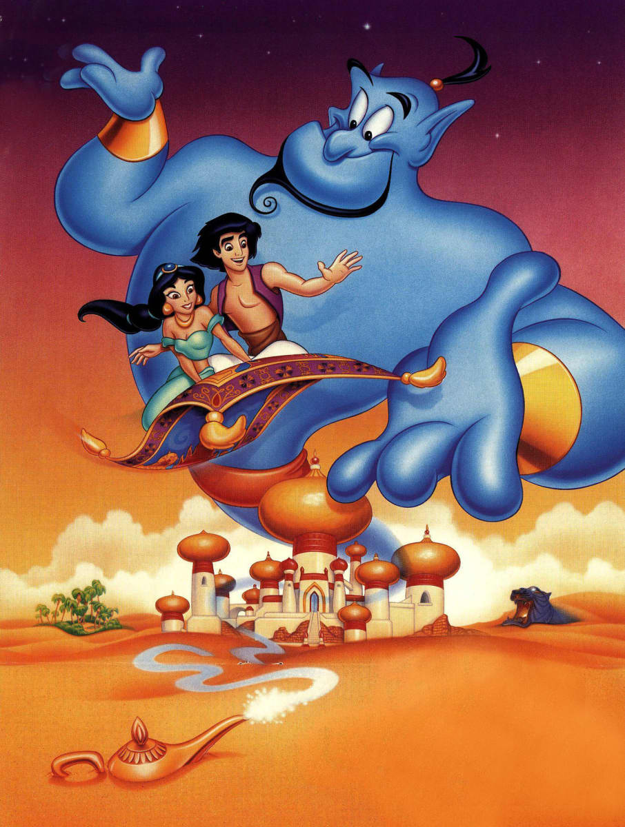 Realverfilmungen Disney