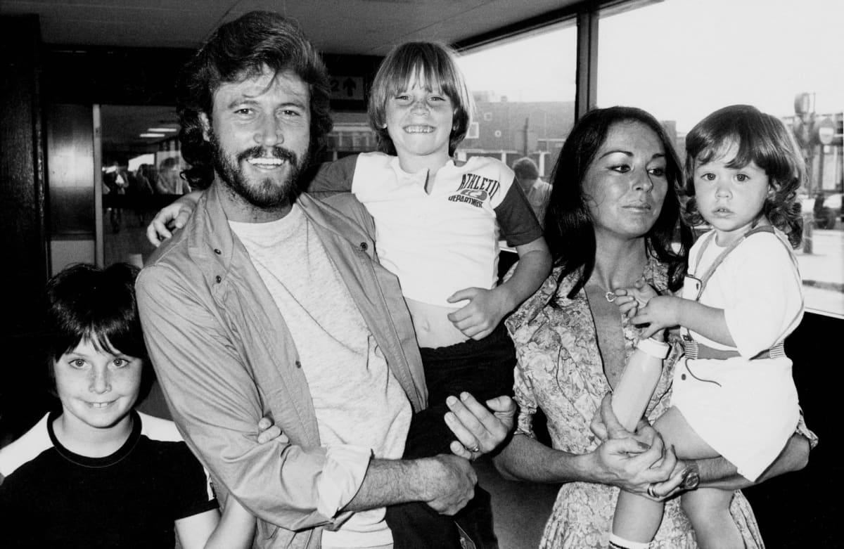 Barry Gibb Heute