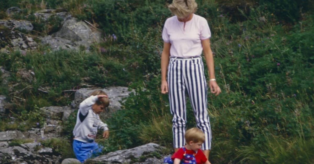 Lady Diana (†36): Bilder aus ihrem privaten Fotobuch