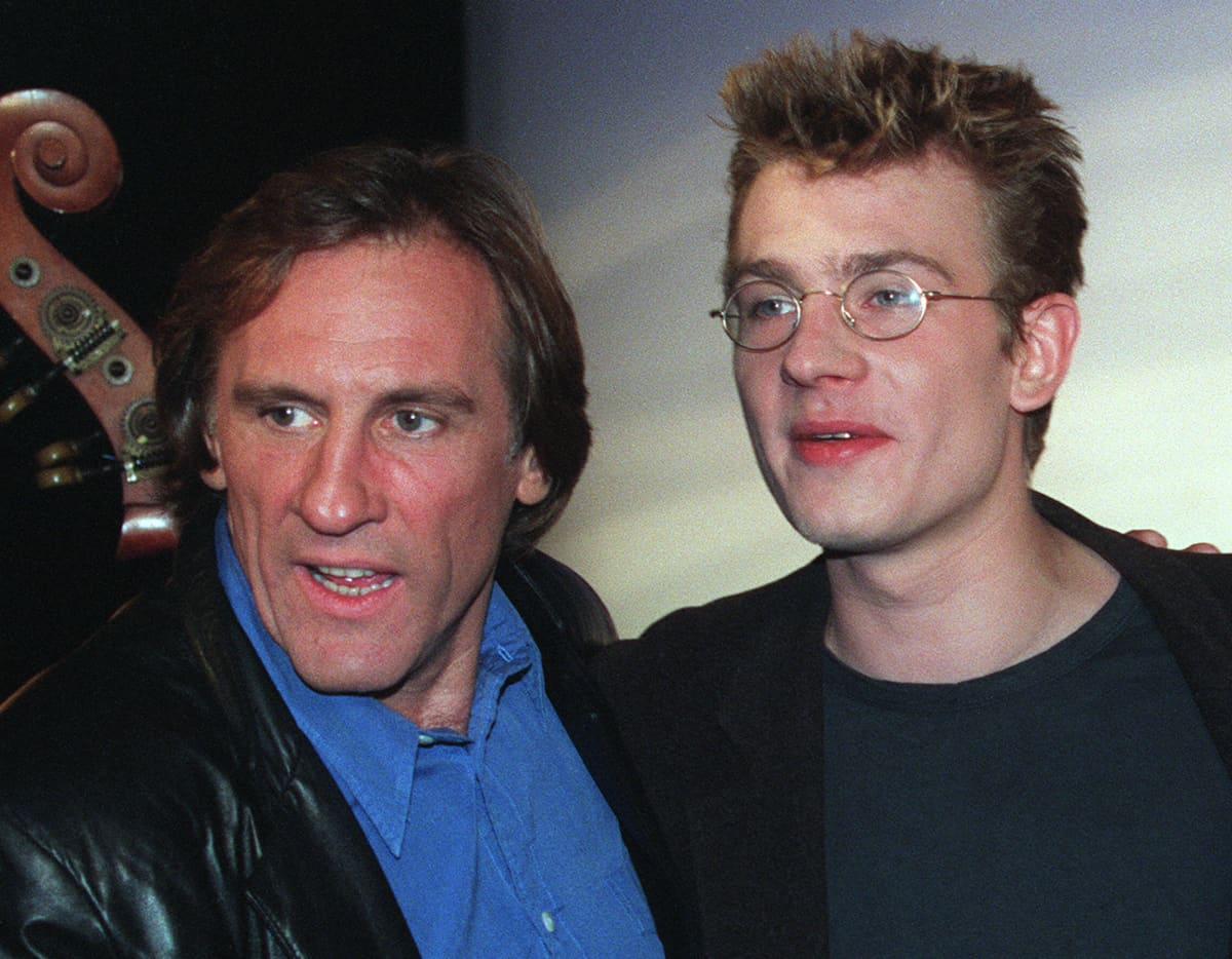 Gérard Depardieu: Daran starb sein Sohn Guillaume (†37)