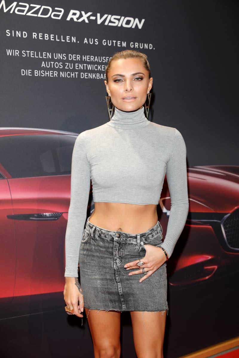 Sophia Thomalla Flüchtling