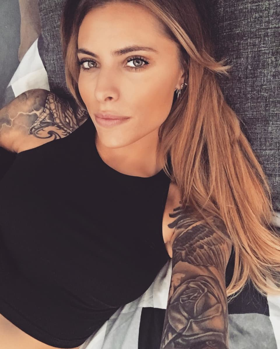 Sophia Thomalla Gefickt