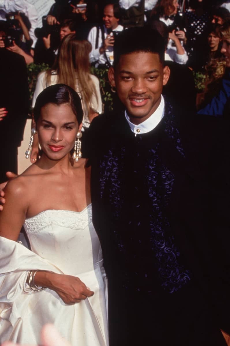 Will Smith Ehepartnerinnen