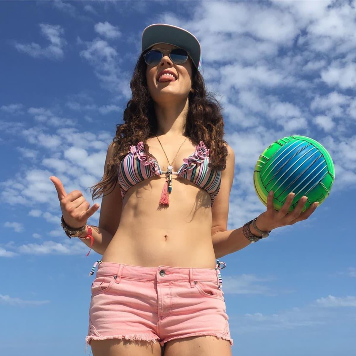 Hot! Blümchen Jasmin Wagner zeigt ihren Traum-Body im Bikini