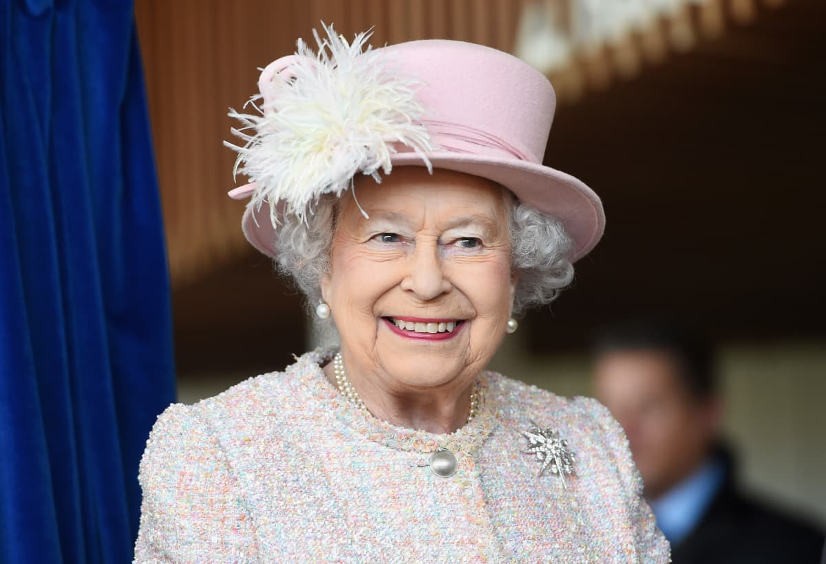 Trump Königin Elisabeth
