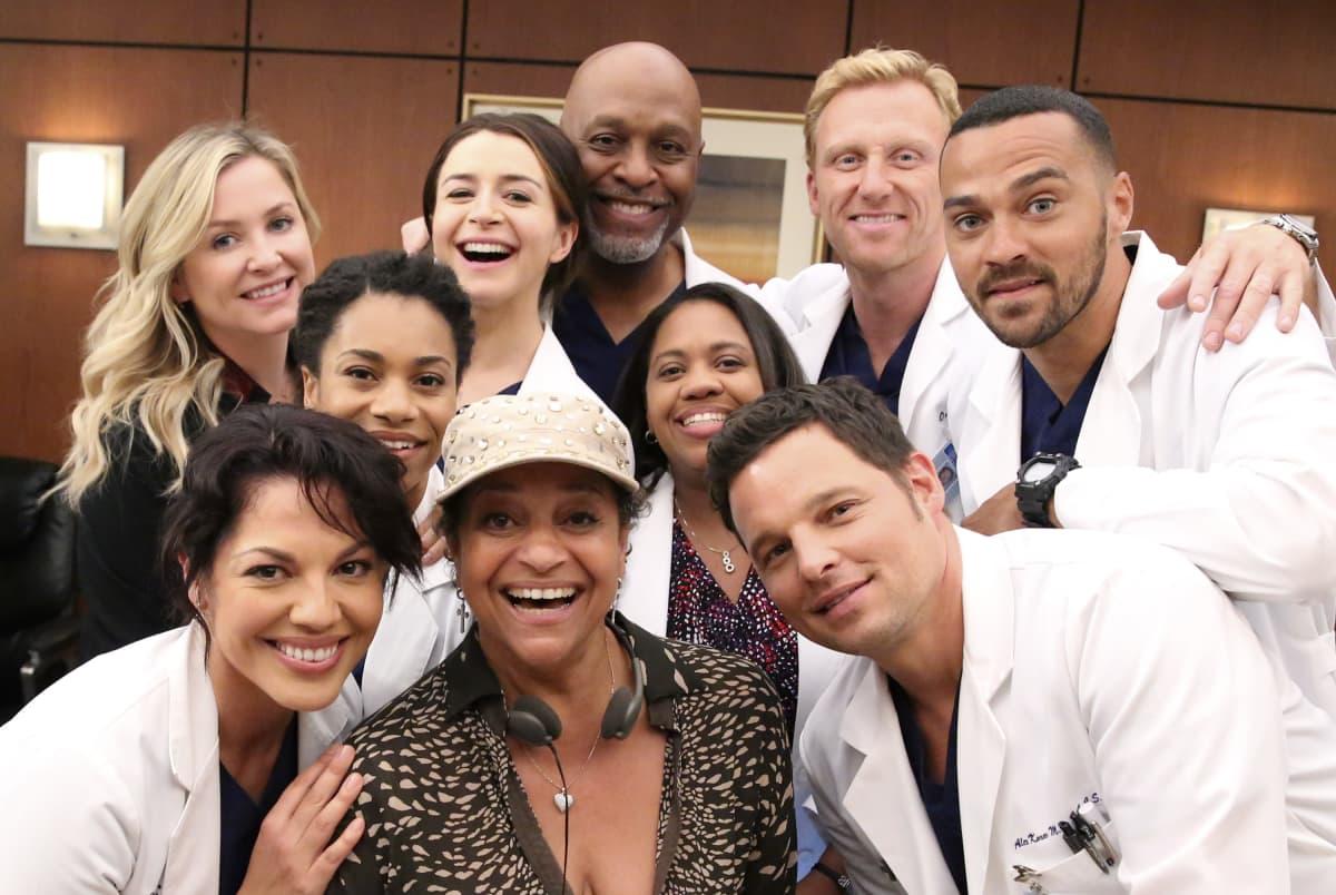 Greys Anatomy Staffel 15 Start Deutschland