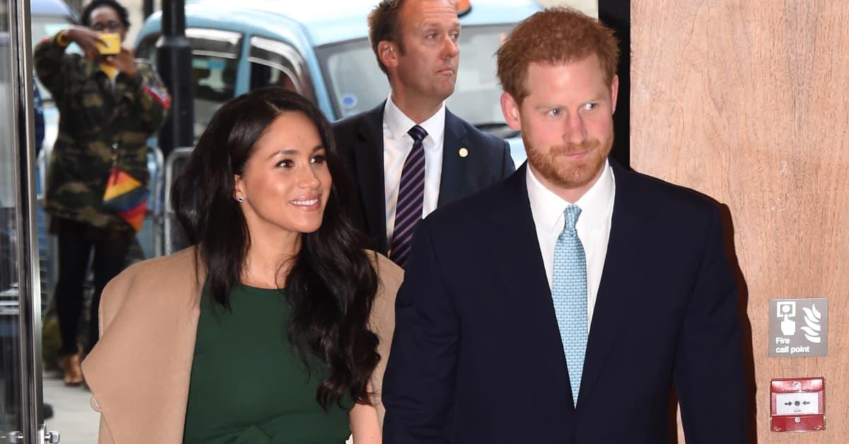 Offiziell: Herzogin Meghan und Prinz Harry feiern Weihnachten nicht mit anderen Royals