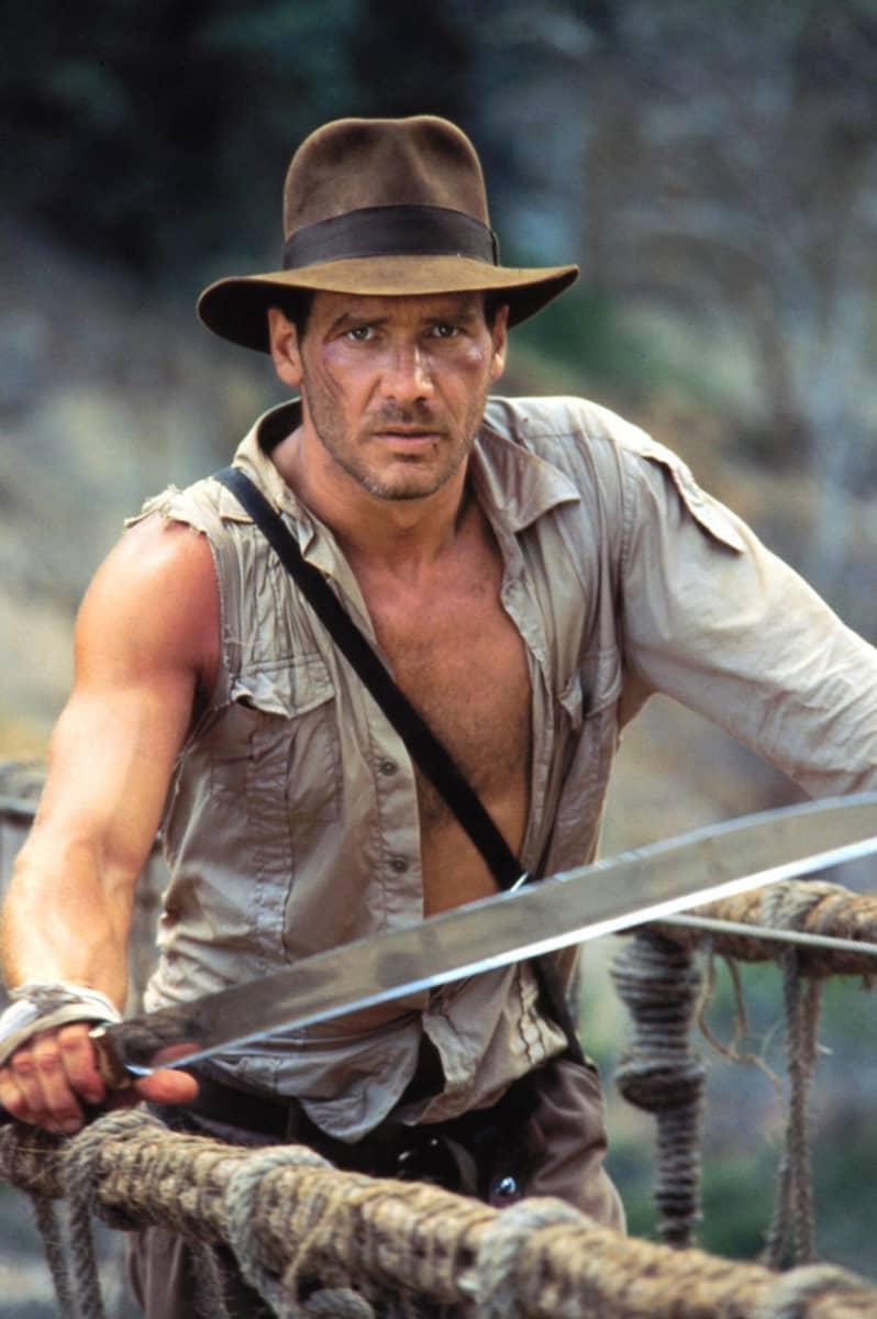 """""""Indiana Jones"""" Quiz"""