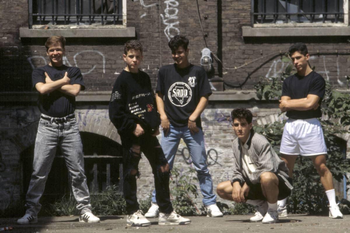 Erfolgreiche Boybands aus den 90ern damals und heute – Teil 1