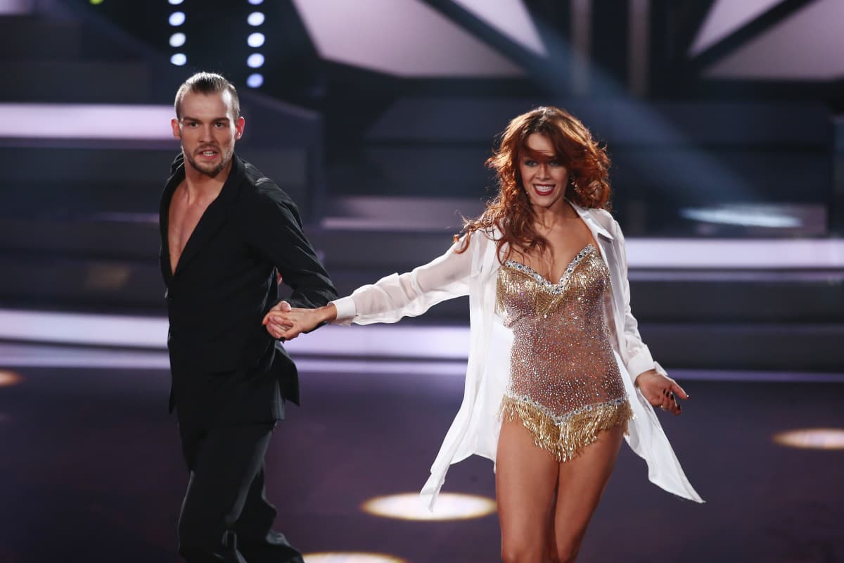 Lets Dance Oana Nechiti