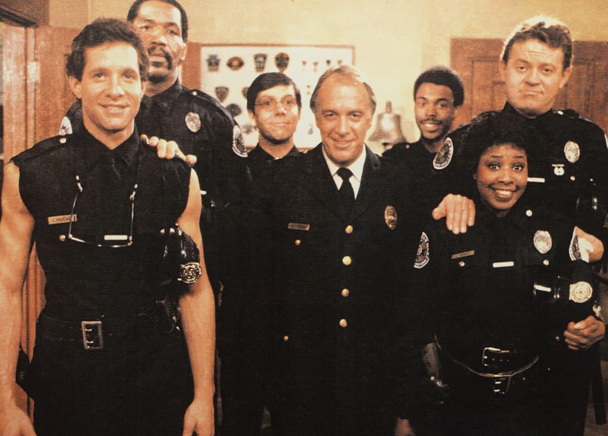 Darsteller Police Academy