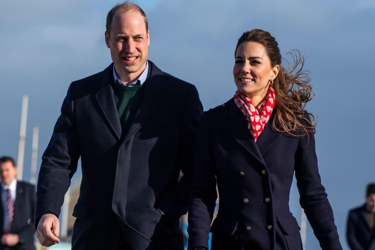 Das ist das Programm für Williams und Kates Irlandbesuch