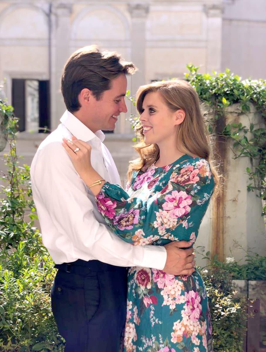 Royals: Prinzessin Beatrice und Edoardo - das Hochzeitsdatum steht fest