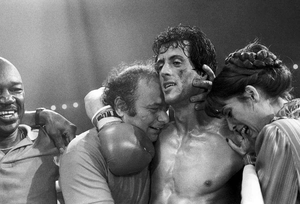 Rocky Reihe