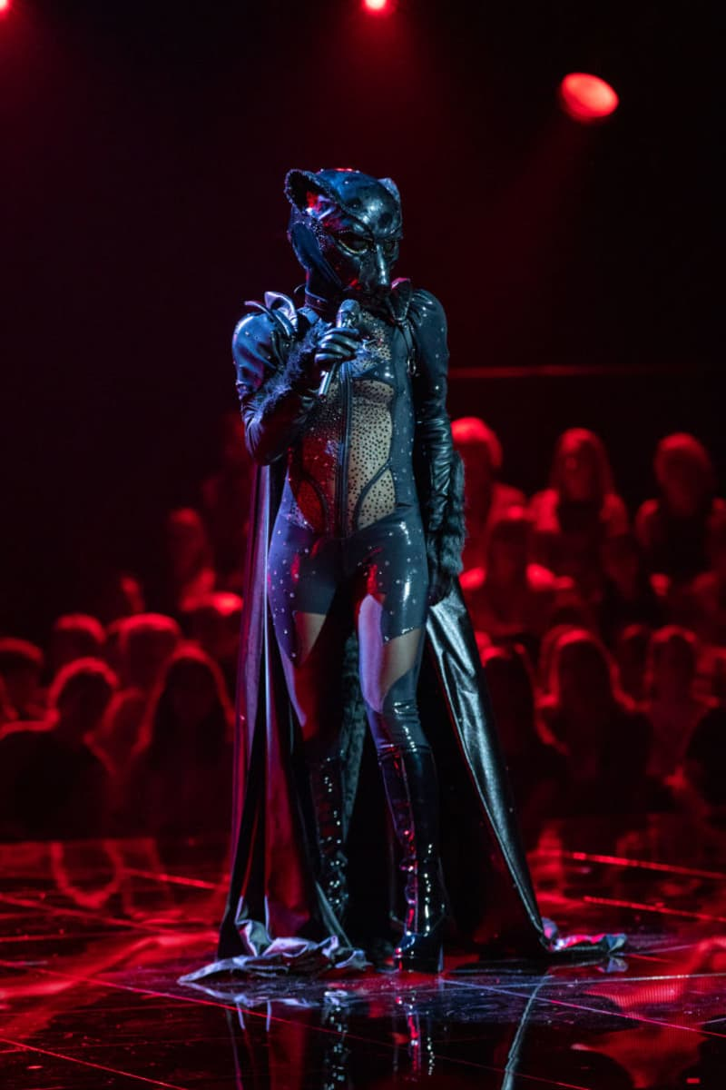 Panther Masked Singer