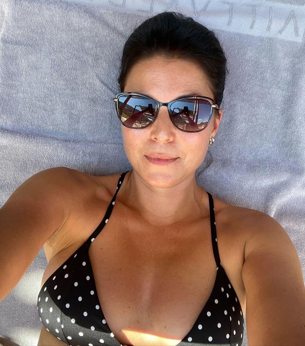 Vanessa Blumhagen Bikini