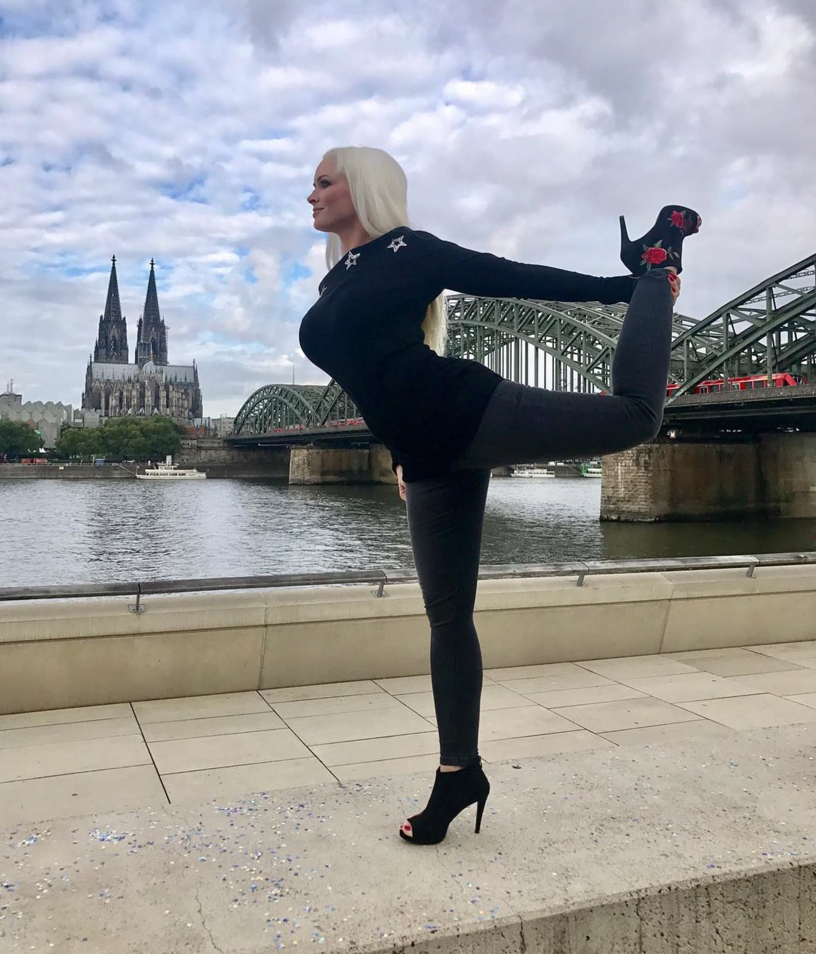 High Heels: Katzenberger