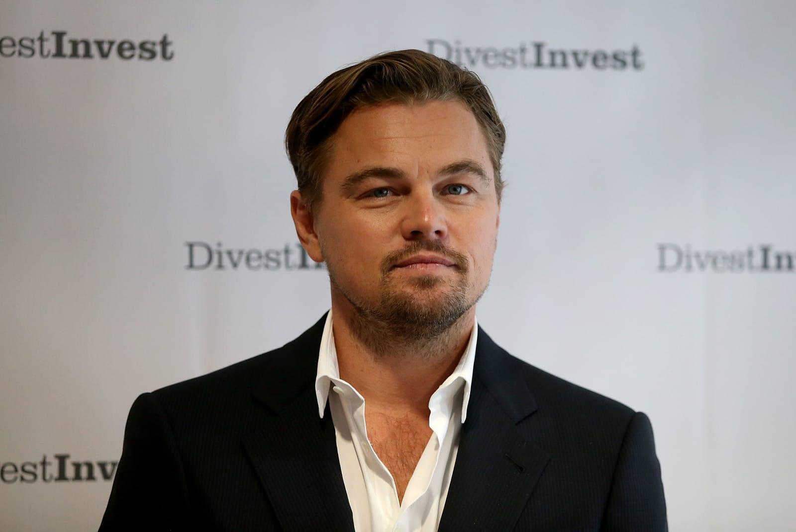 Neuer Look Leonardo Dicaprio Verabschiedet Sich Von Bart Und Langen