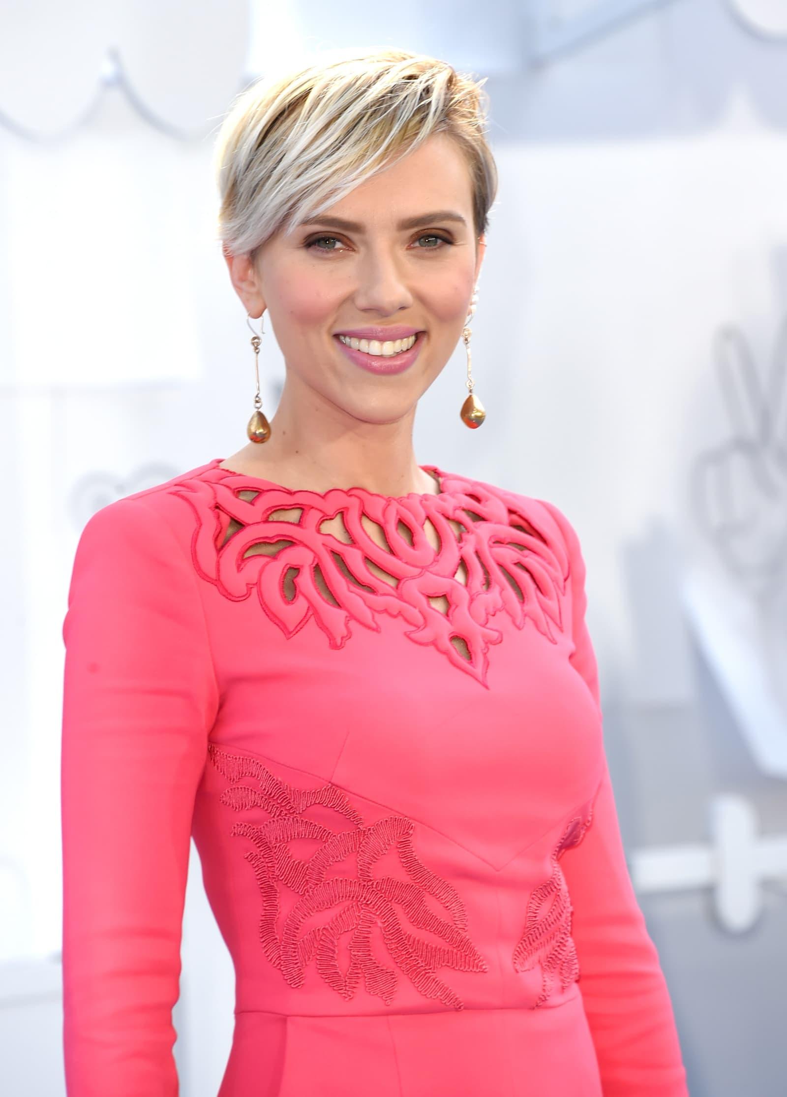 Die ungesagte Wahrheit über Scarlett Johansson