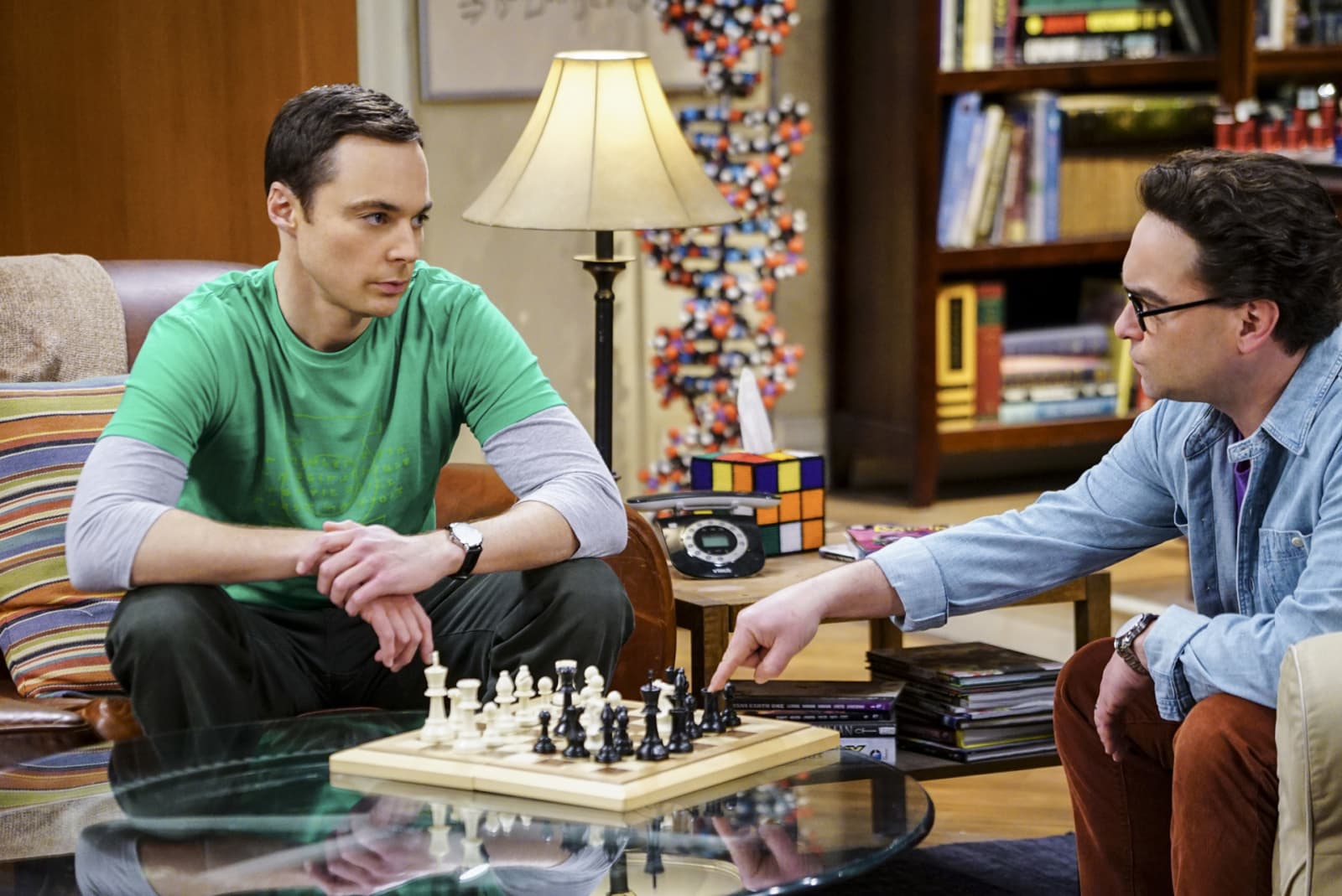 "6 Geheimnisse über ""The Big Bang Theory"""