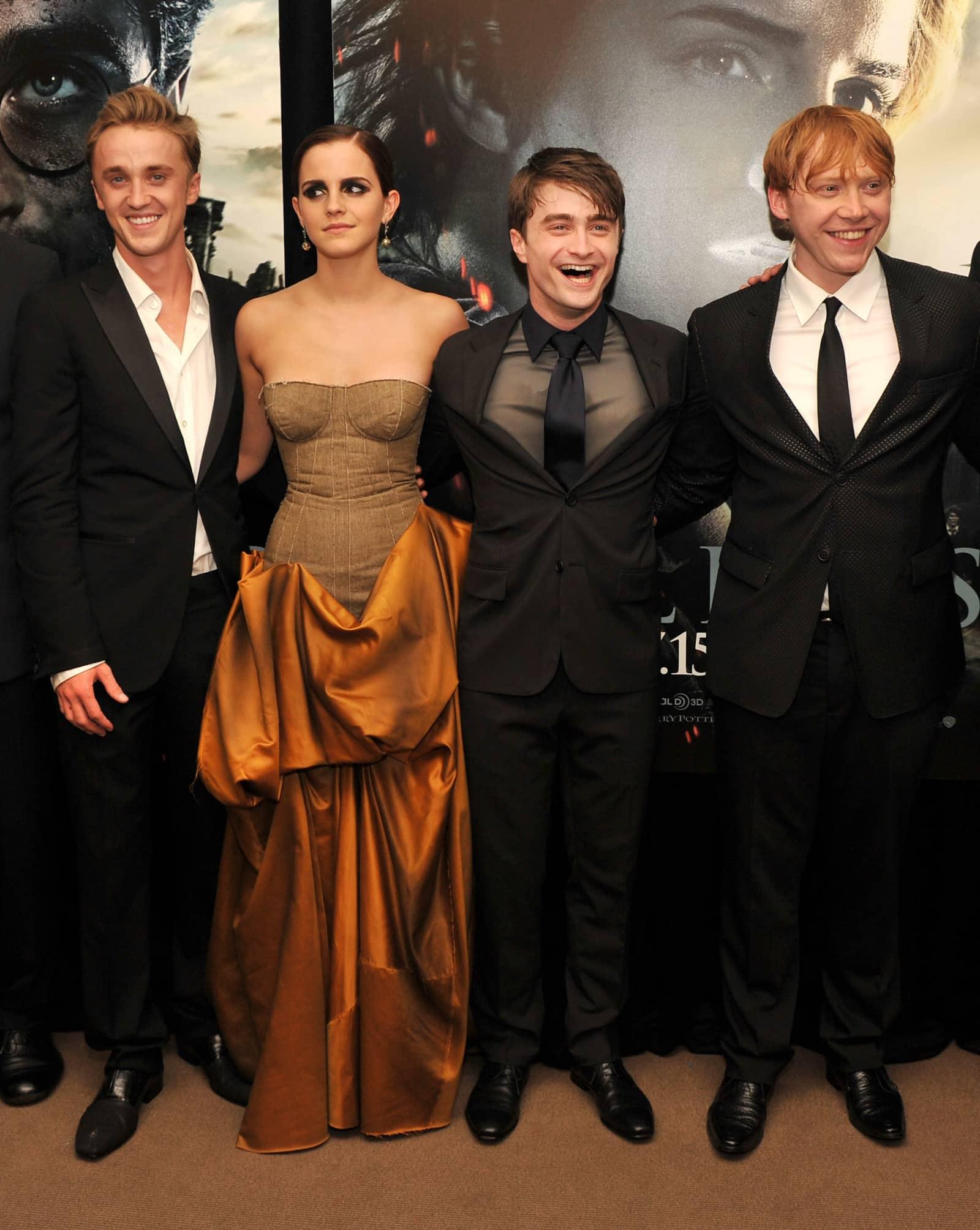 """Unentdeckte Geheimnisse über die """"Harry Potter""""-Stars"""