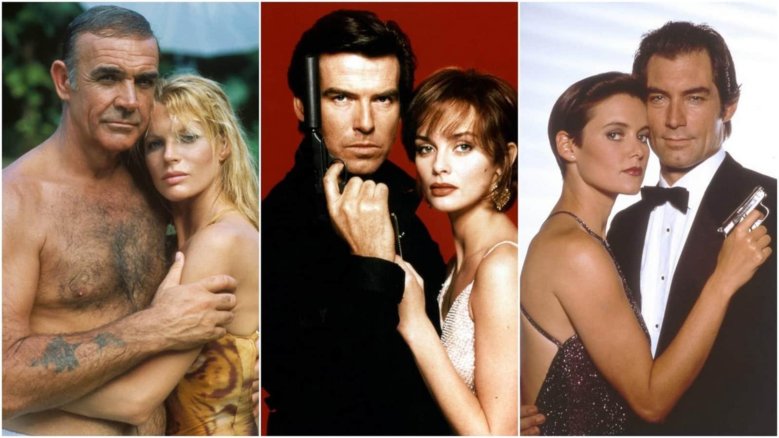 """James Bond"": So sehen Sean Connery, Pierce Brosnan & Co. heute aus"