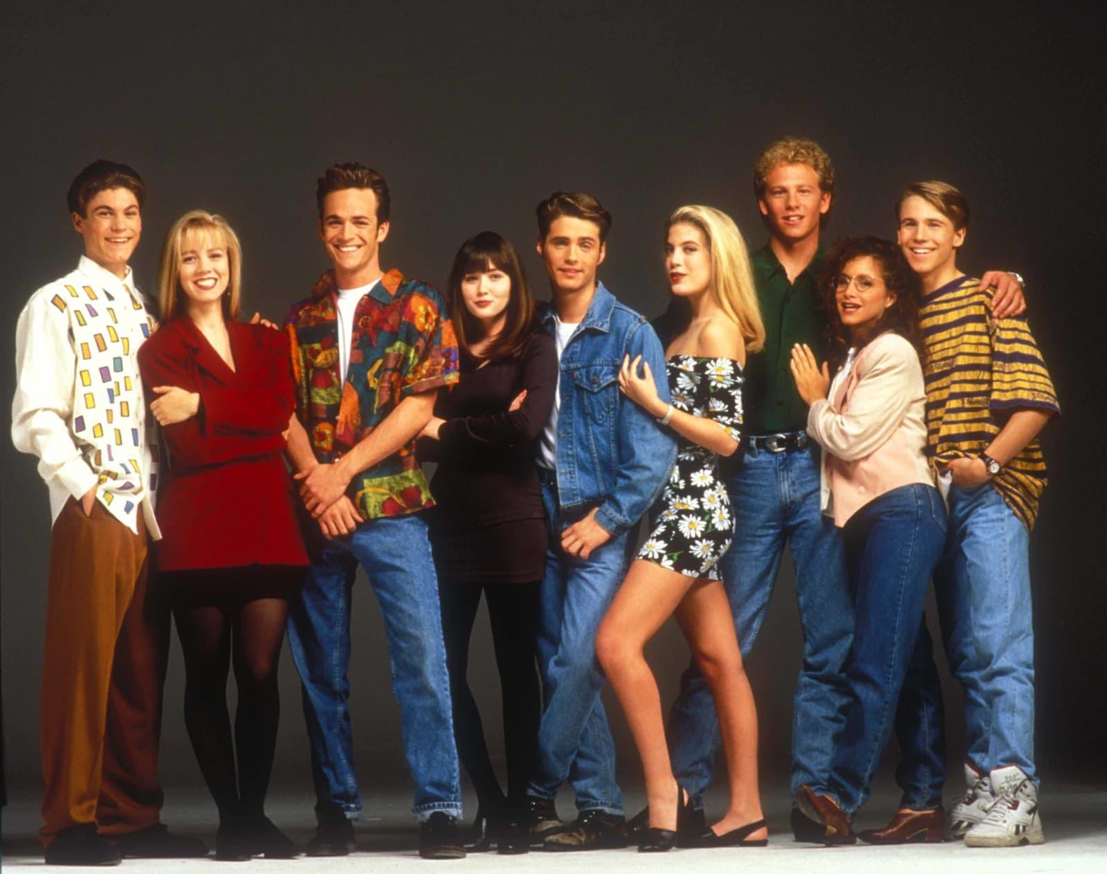 """Schon wieder vorbei: """"Beverly Hills, 90210""""-Reboot abgesetzt"""