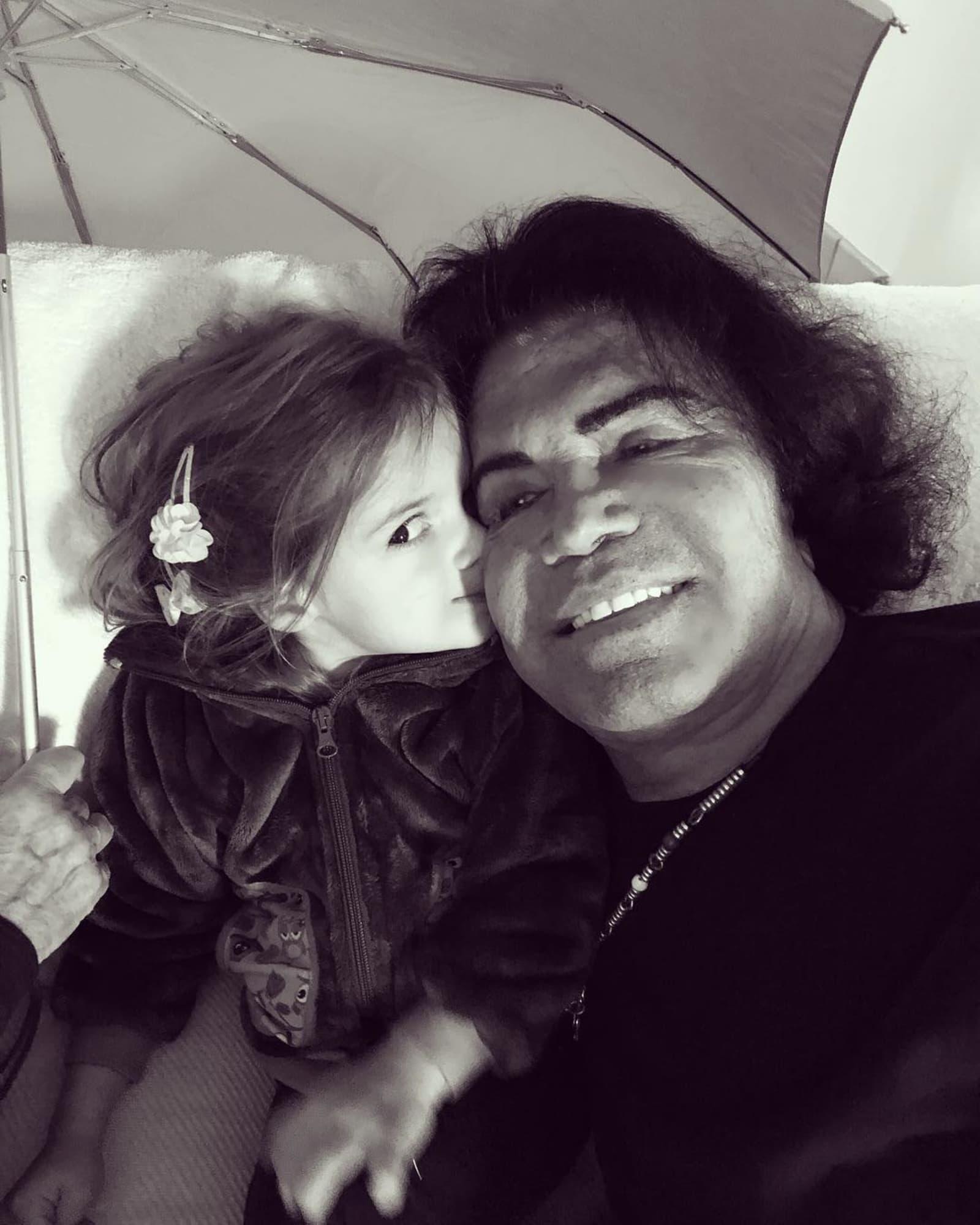 Costa Cordalis und Enkelin Sophia: Diese magische Verbindung hatten sie