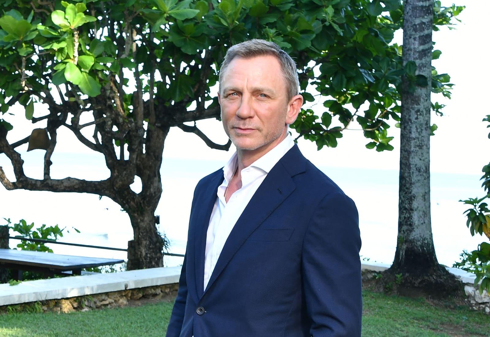 """""""James Bond 25"""": Daniel Craig trainiert mit verletztem Fuß"""