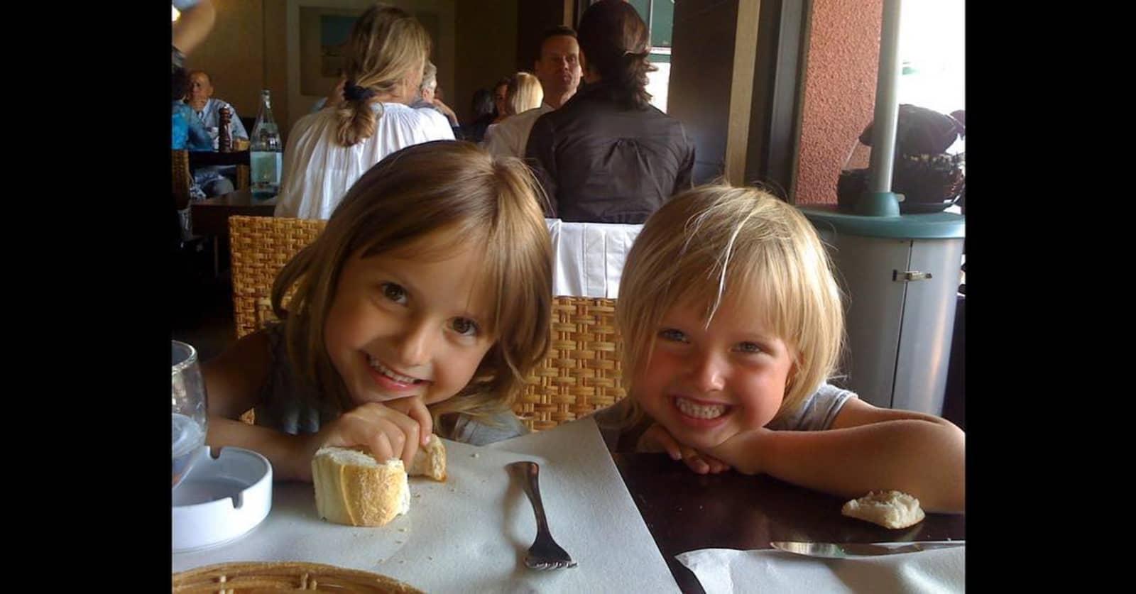 Davina und Shania Geiss: Wie aus den süßen Mädchen coole Teenager wurden