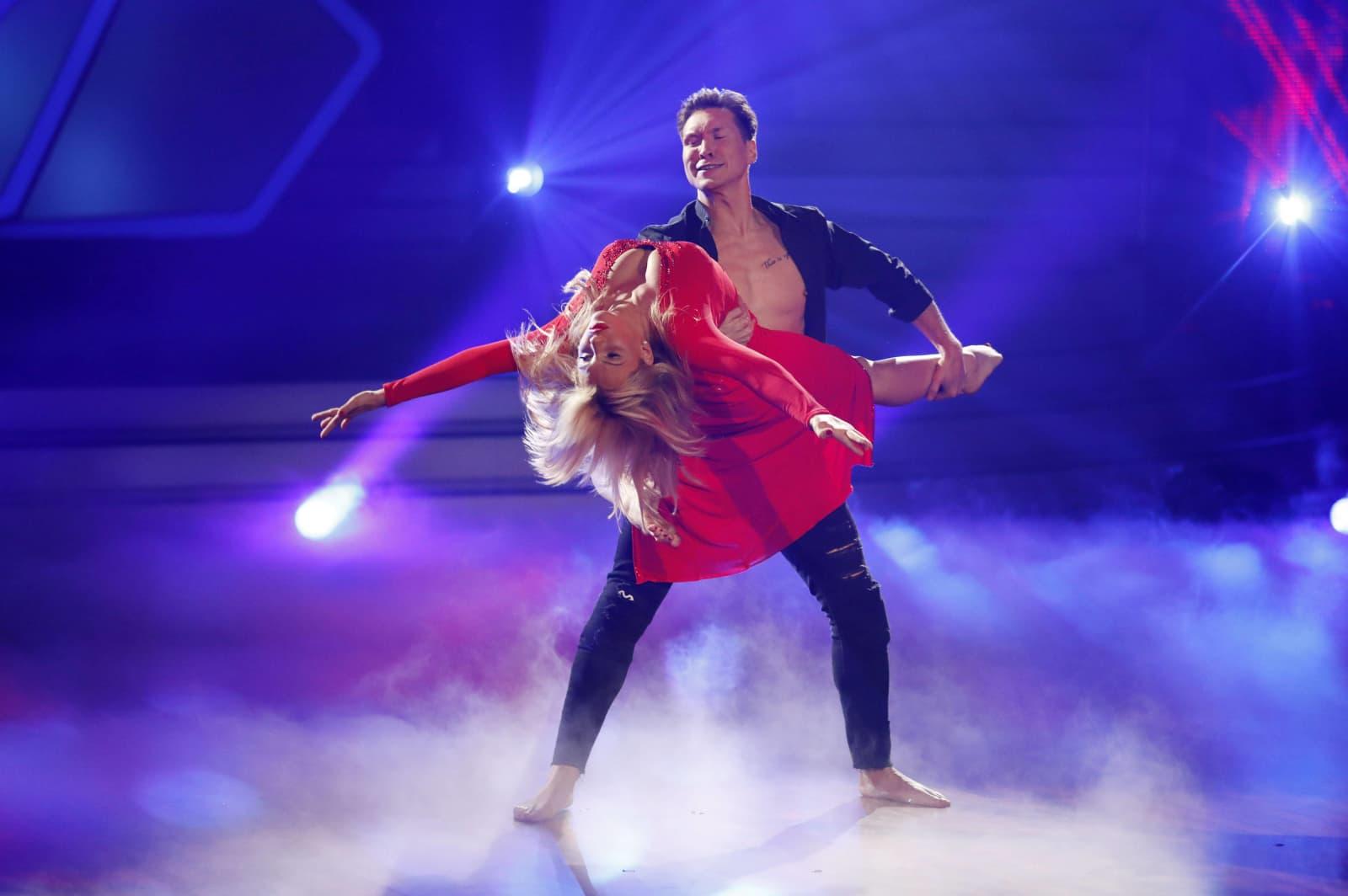 """So freut sich Evelyn Burdecki über ihren """"Let's Dance""""-Erfolg"""