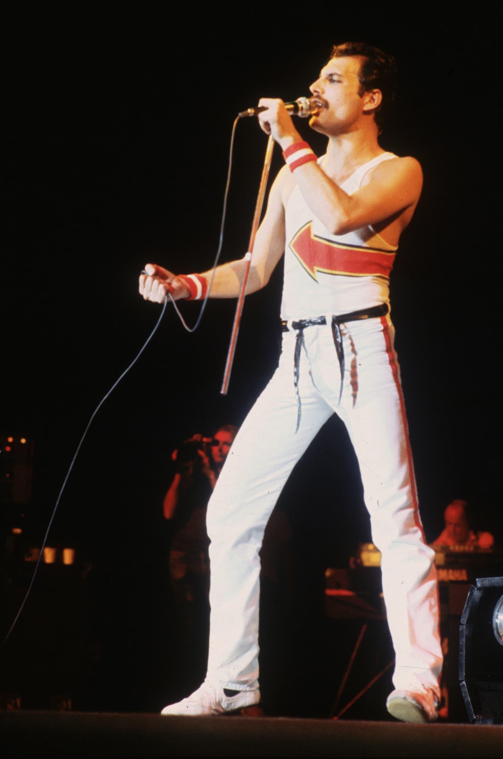 Freddie Mercury dachte nicht, dass er mit John Lennon mithalten könne