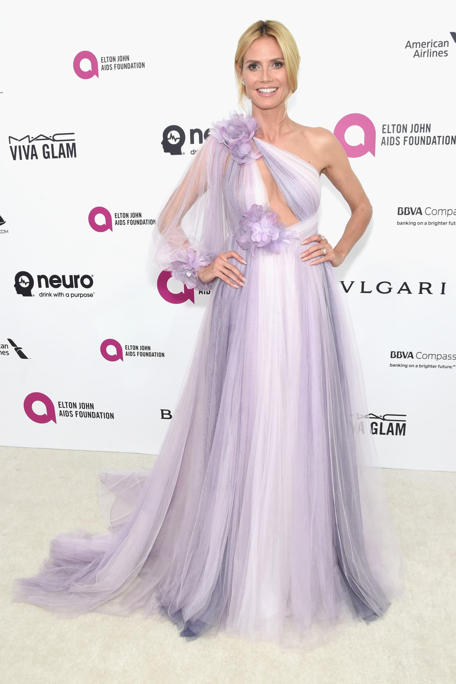 Die größten Fashion-Fails von Heidi Klum