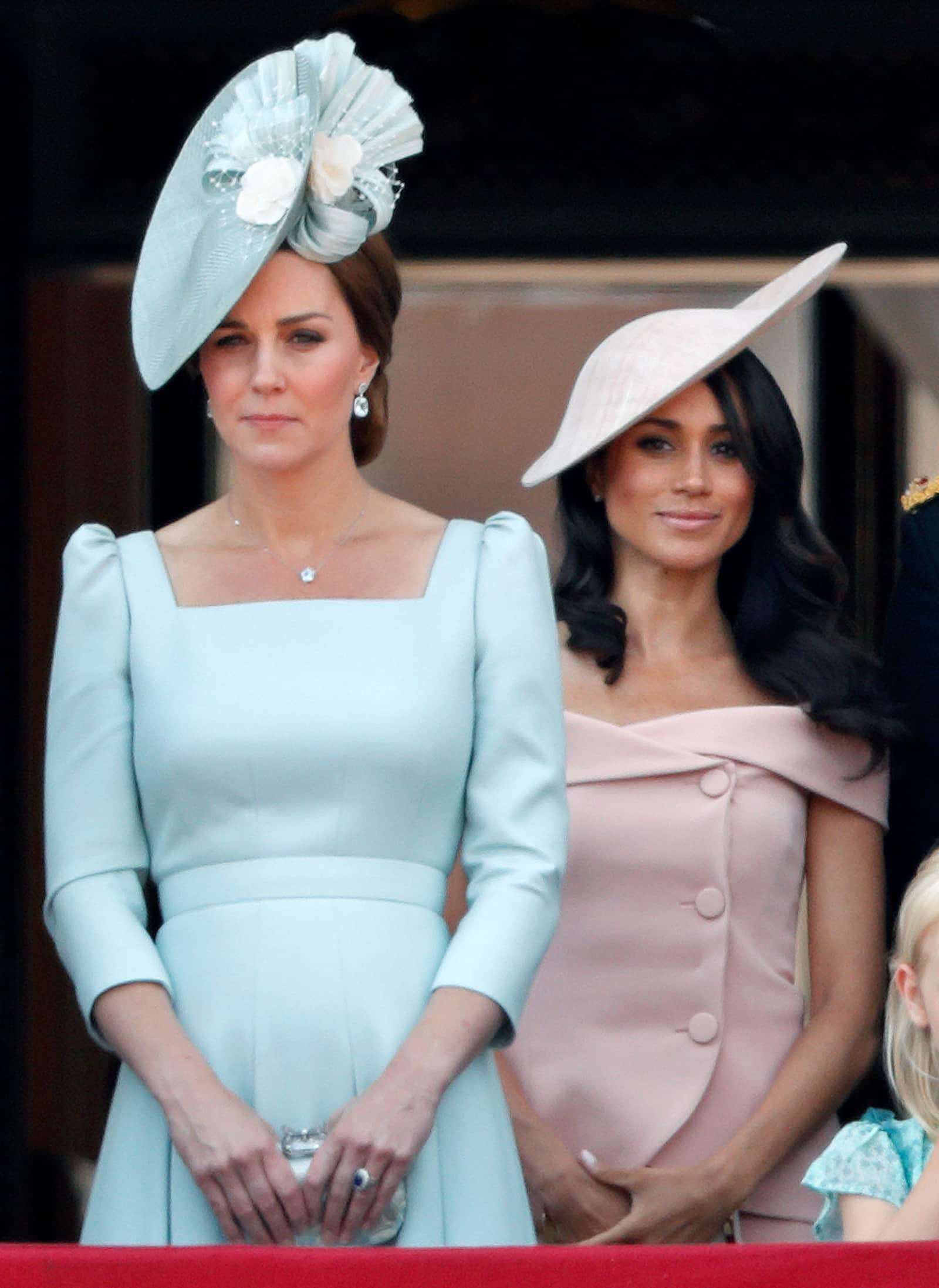 Kate & Meghan: So unterschiedlich gratulieren sie der Queen zum B-Day