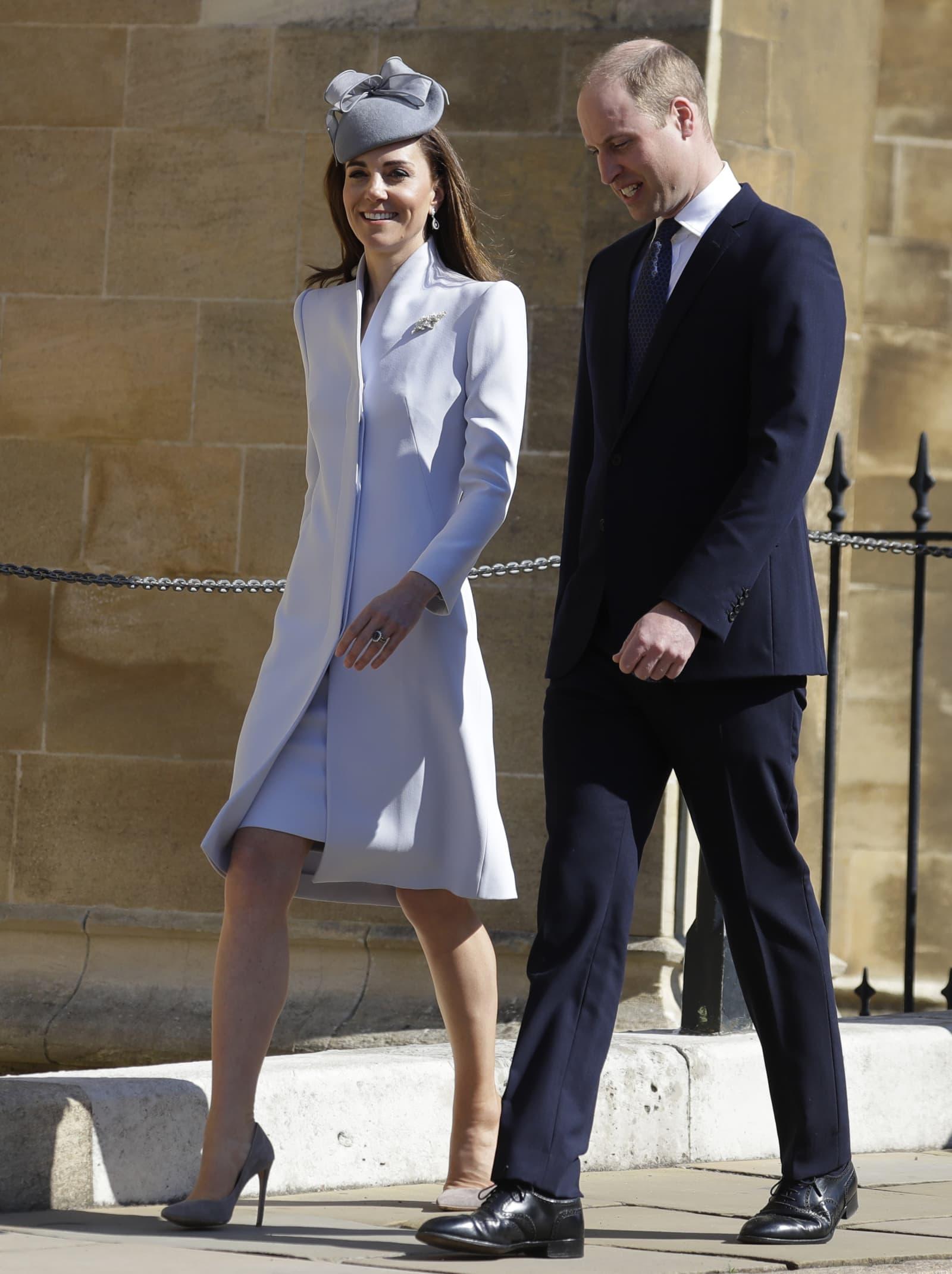 Der überraschende Grund, warum Herzogin Kate nie ihren Mantel in der Öffentlichkeit auszieht