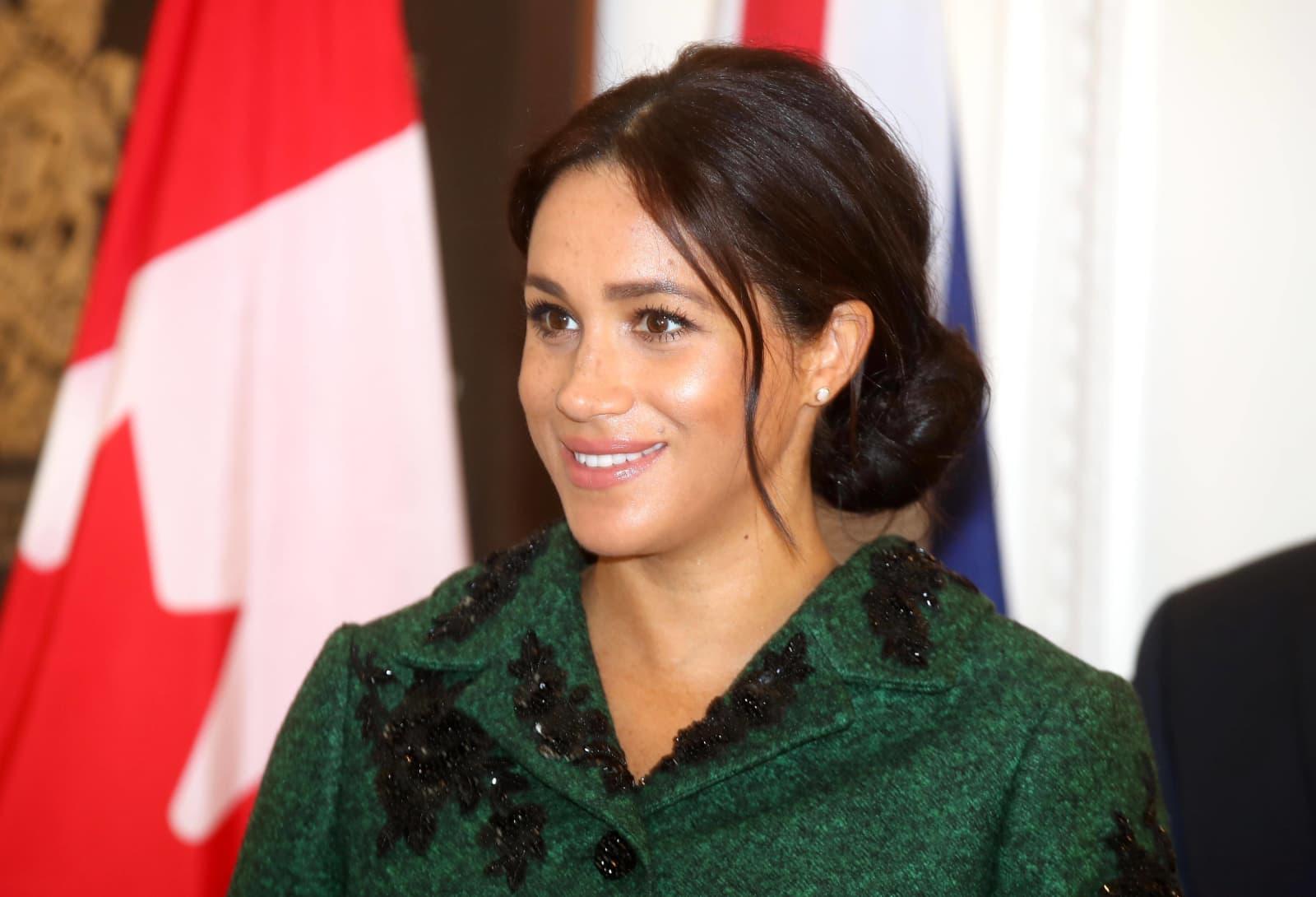 Royals: Fast keine Baby-Pause für Herzogin Meghan