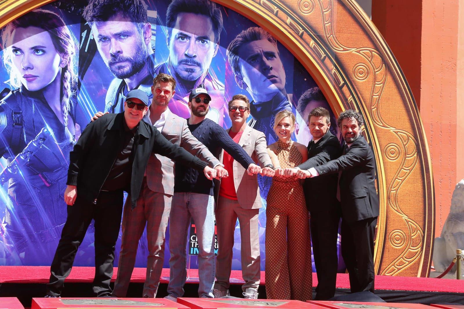 """""""Avengers: Endgame"""" – das sind die Partner der Marvel-Helden"""