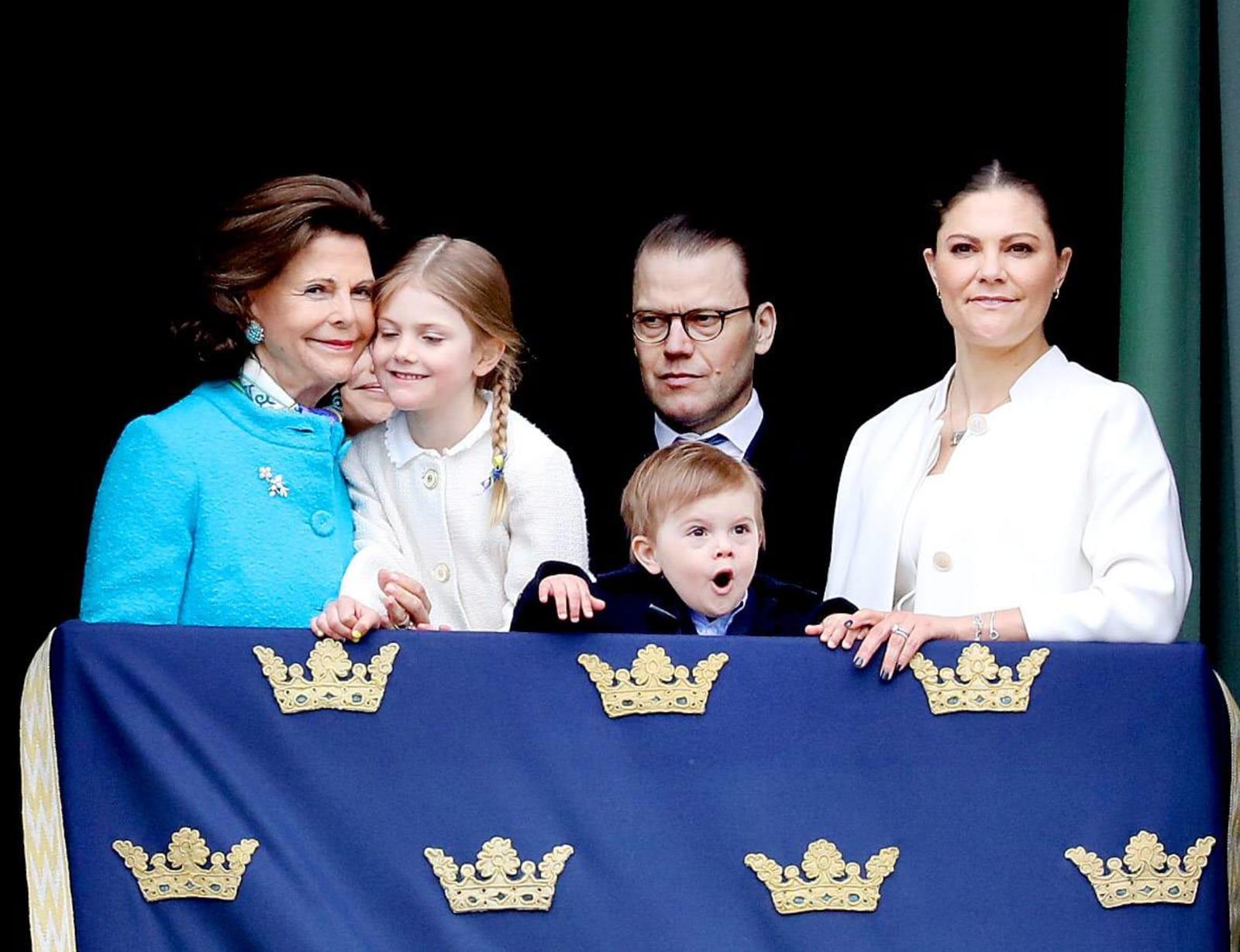 Mutter werden nach 35 – ganz normal für diese Royals